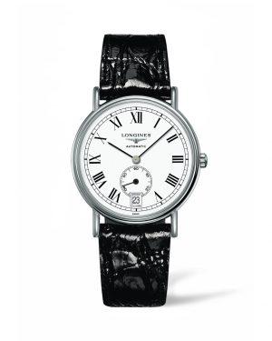 Reloj Longines Presence caballero Joyeria Jose Luis Joyero Centro Historico Malaga