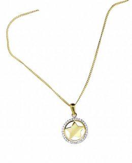 Colgante con cadena oro 18 Ktes y perla cultivada Jose Luis Joyero Malaga