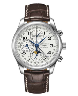 Longines Master Collection Chrono Joyeria Jose Luis Joyero Malaga