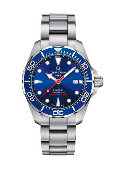 CERTINA--DS-ACTION-DIVER-POWERMATIC-80 Joyeria Jose Luis Joyero Malaga