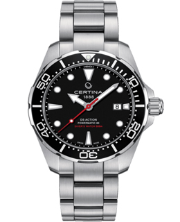 CERTINA DS ACTION DIVER POWERMATIC 80 Joyeria Jose Luis Joyero Malaga